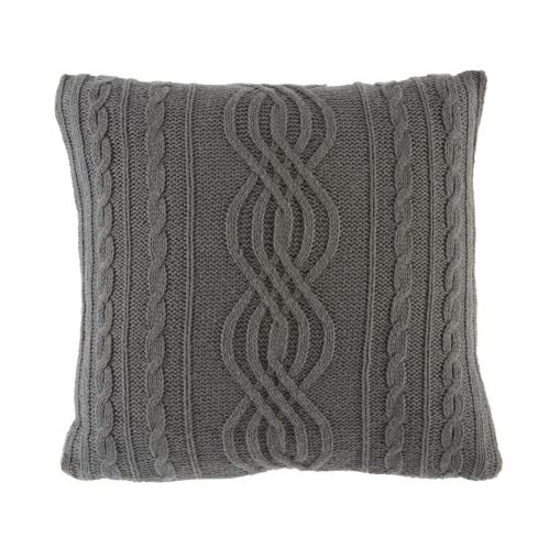 CANVAS Cable Knit Toss Cushion, 18 x 18-in Product image