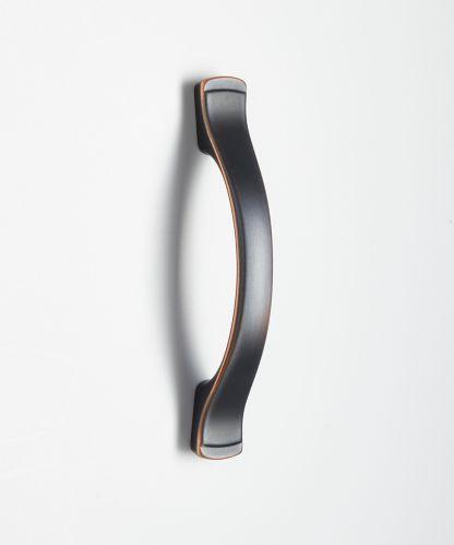 Poignée étagée à montage double Peerless, bronze, 3 po, paq. 6 Image de l'article