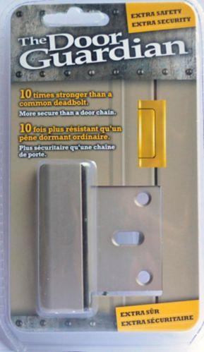 Serrure de porte Door Guardian, nickel Image de l'article