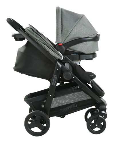 Graco Modes Travel System with SnugRide SnugLock 35 Infant Car Seat - Shift Product image