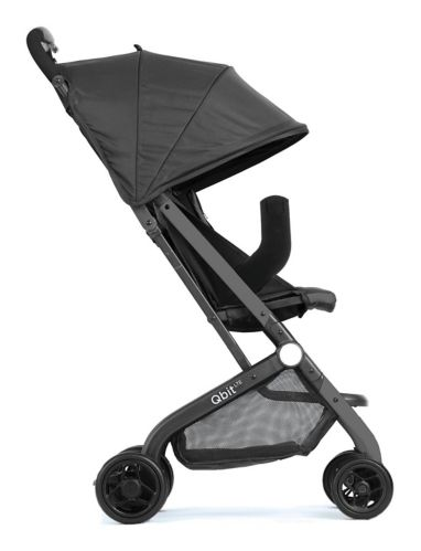 GoodBaby Qbit LTE Compact Stroller, Charcoal Product image
