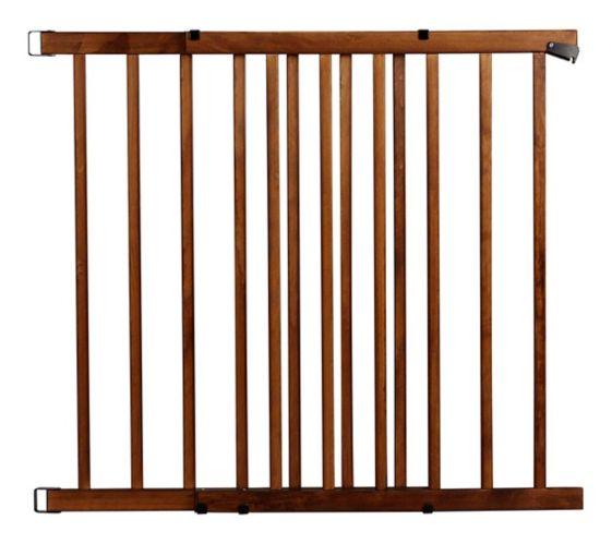Barrière de sécurité Evenflo pour haut d'escalier, champêtre Image de l'article