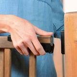 Barrière de sécurité Evenflo pour haut d'escalier, champêtre | Evenflonull