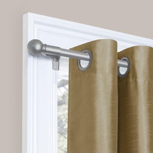Tringle à rideaux télescopique Smart Rod, 48 po