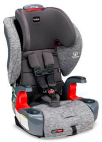 Britax Grow with You Click Tight Harness-2-Booster Car Seat