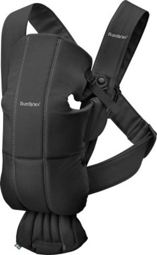 BabyBjorn Mini Baby Carrier, Cotton Product image