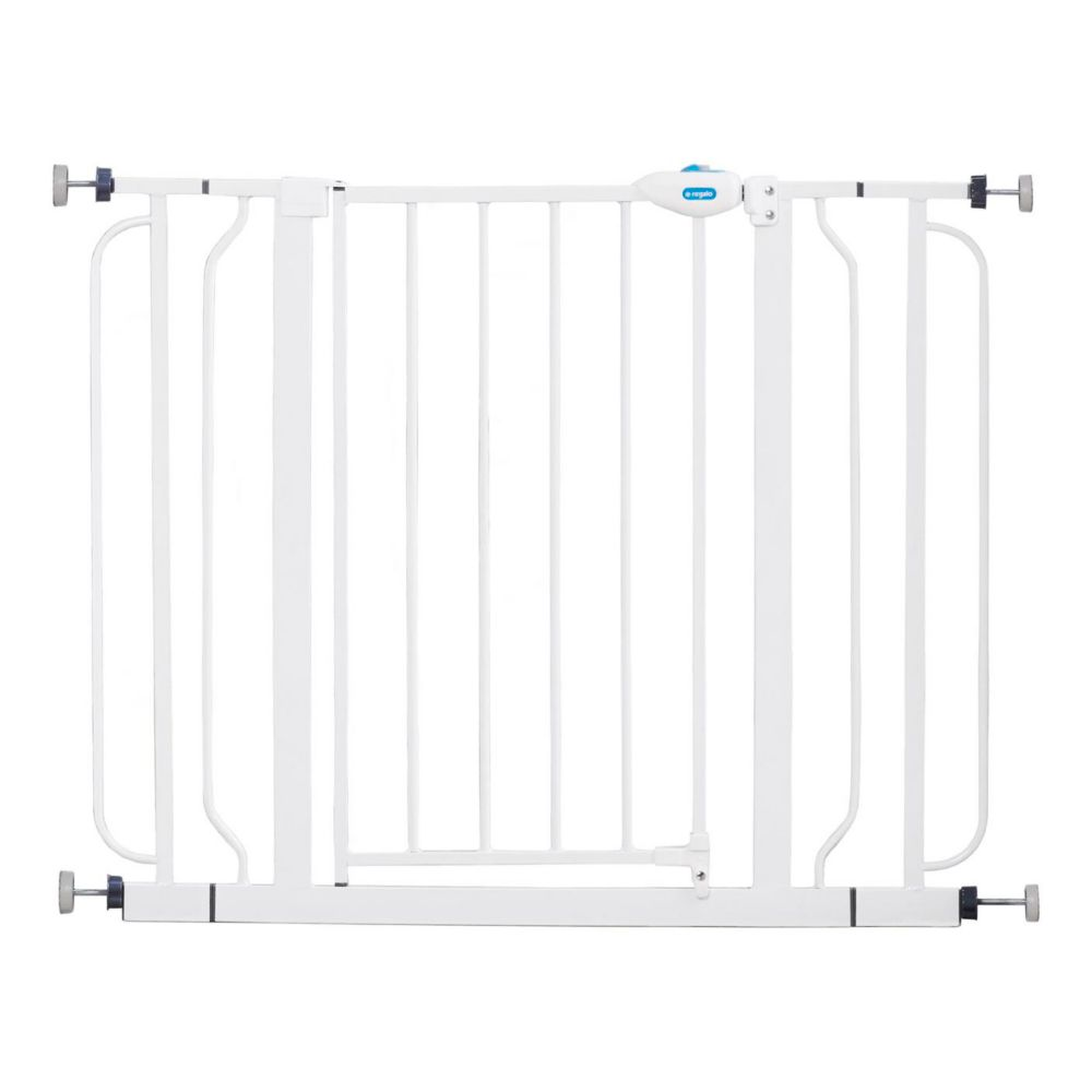 Regalo Wall-Safe Extra Wide Safety Gate
