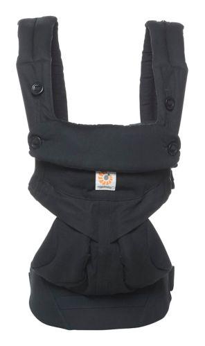 Porte-bébé ErgoBaby 360 à 4 positions, noir pure
