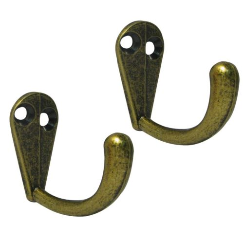 Nystrom Multipurpose Coat/Hat Hook, 1.5-in Product image