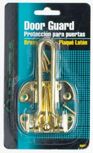 Protège-porte, laiton poli