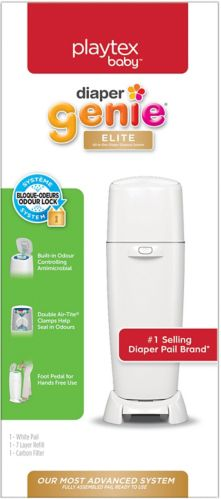 Playtex Baby Diaper Genie Elite Diaper Pail System Product image