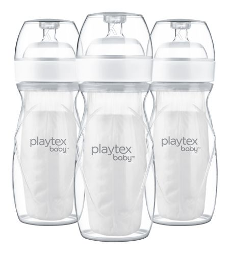 Playtex VentAire® Anti-Colic Baby Bottles, 9-oz, 3-pk Product image