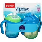 Playtex Sipster Spill Proof Training Cup, 2-pk