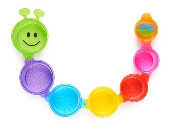 Munchkin Caterpillars Bath Toys Product image