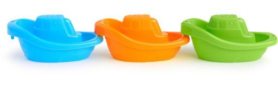Munchkin Little Boat Train Bath Toys Product image