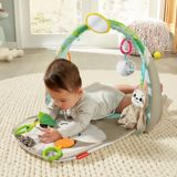 Tapis d'activités Fisher-Price Ready to Hang Sensory Sloth | Fisher-Pricenull