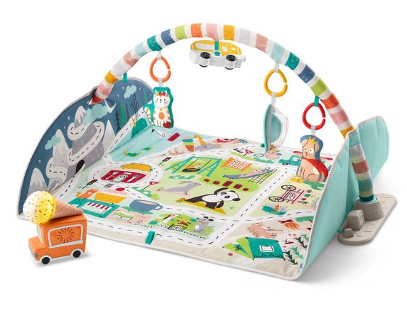 Tapis de jeu/d'activités Fisher-Price Activity City Image de l'article