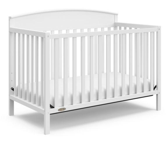 Lit de bébé 4-en-1 Graco Benton, blanc Image de l'article