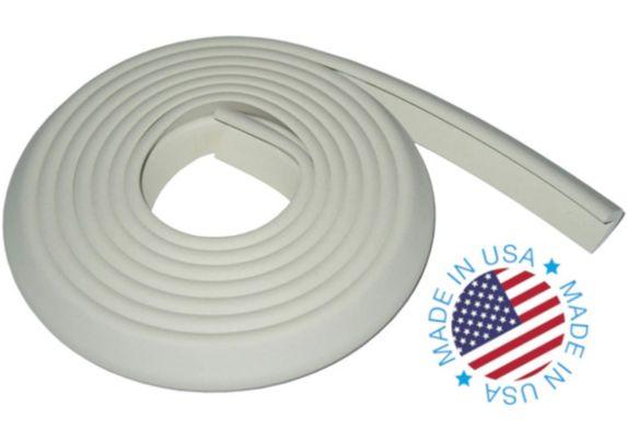 KidKusion White Safe Edge Cushion, 6-ft Product image
