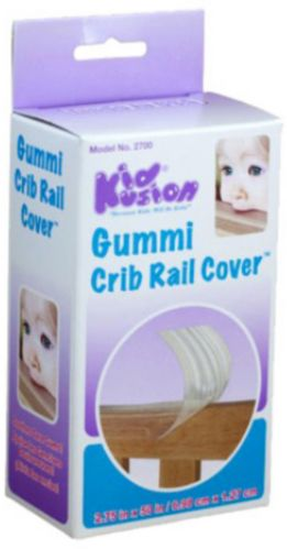 KidKusion Gummi Crib Rail Cover Product image