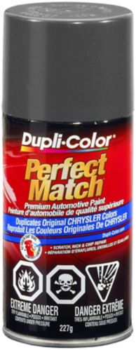 Dupli-Color Perfect Match Paint, Mineral Grey, 8-oz Product image