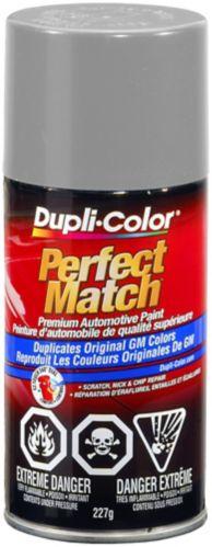 Dupli-Color Perfect Match Paint, Switchblade Silver, 8-oz