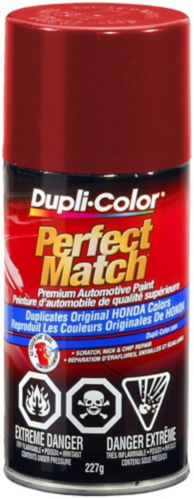 Dupli-Color Perfect Match Paint, Rallye Red, 8-oz Product image