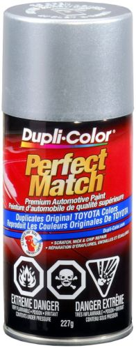Dupli-Color Perfect Match Paint, Silver Streak Mica (1E7) Product image