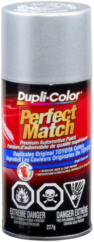 Peinture Dupli-Color Perfect Match, Mica argenté classique  (1F7)