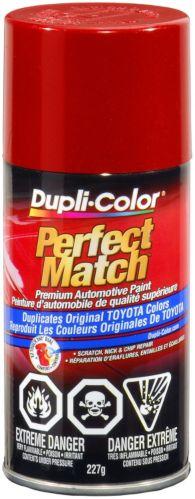 Peinture Dupli-Color Perfect Match, Rouge de Barcelone (3R3) Image de l'article