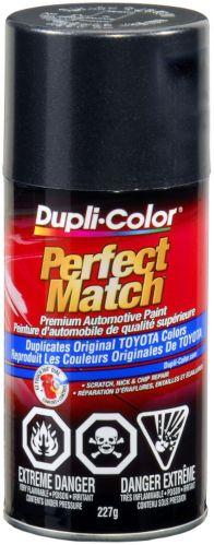 Peinture Dupli-Color Perfect Match, Gris magnétique (1G3)