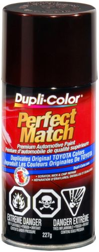Peinture Dupli-Color Perfect Match, Rouge perlé (3Q2)