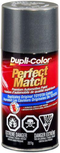 Peinture Dupli-Color Perfect Match, Gris fantôme perlé (1E3)