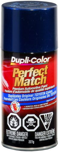 Dupli-Color Perfect Match Paint, Dark Blue Pearl (8P4) Product image
