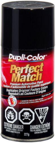 Dupli-Color Perfect Match Paint, Black Product image