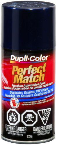 Peinture Dupli-Color Perfect Match, Bleu Indigo perlé (LB5N)