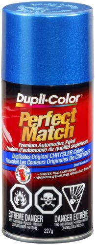 Dupli-Color Perfect Match Paint, Electric Blue Metallic (B35/PC3) Product image