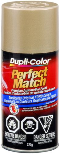 Dupli-Color Perfect Match Paint, Champagne Metallic (8Y)