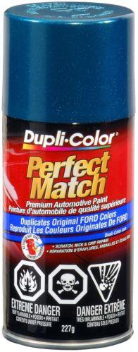 Dupli-Color Perfect Match Paint, Teal Metallic (4A)