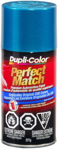 Dupli-Color Perfect Match Paint, Bright Teal (38 WA9794) Product image