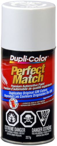 Dupli-Color Perfect Match Paint, Ghost White (10 WA9225) Product image