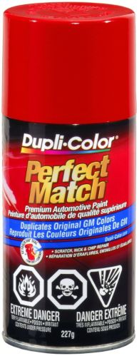 Peinture Dupli-Color Perfect Match, Rouge flambeau (70 WA9075) Image de l'article