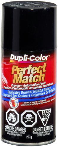 Peinture Dupli-Color Perfect Match, Noir Blackburn (NH80M)
