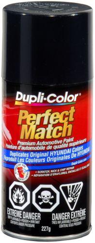 Peinture Dupli-Color Perfect Match, Noir (EB) Image de l'article