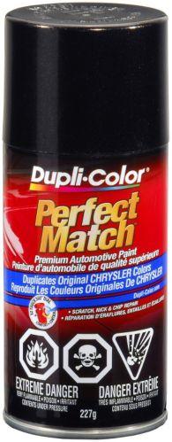 Peinture Dupli-Color Perfect Match, Noir feu de soleil (PX8) Image de l'article