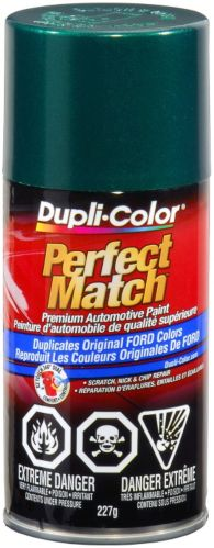 Dupli-Color Perfect Match Paint, Dark Jade (46) Product image