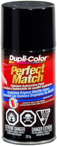 Dupli-Color Perfect Match Paint, Brilliant Black (PZ) Product image