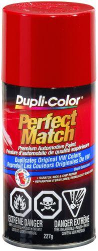Peinture Dupli-Color Perfect Match, Rouge tornade (LY3D) Image de l'article