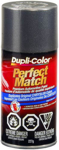Dupli-Color Perfect Match Paint, Charcoal Grey Metallic (AA9,PA9) Product image