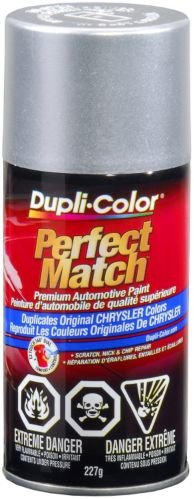 Peinture Dupli-Color Perfect Match, Argent rayonnant (M) (CA1,PA1)